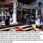 2004_JonesBdayLymeAidDonation