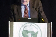 Thomas A. Platts-Mills, PhD - Oct. 27 & 28, 2018, LDA/Columbia Annual Scientific Conference (LDA file photo)