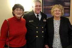 Elizabeth Maloney, MD, Capt. Scott Cooper, PA, Pat Smith,  LDA at 1.29.20 WG meeting