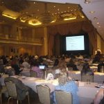 Conference Hall  September 29, 2012. LDA/Columbia Annual Scientific Conference ~  (Photo: Jessica Harper Thomson)
