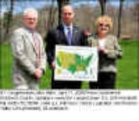NY Congressman John Hall's April 17, 2009 Press Conference, Dutchess County