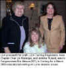 LDA Educates NY Congressman About Lyme