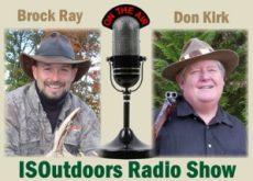 "LDA on ""IS Outdoors"" Radio Show"