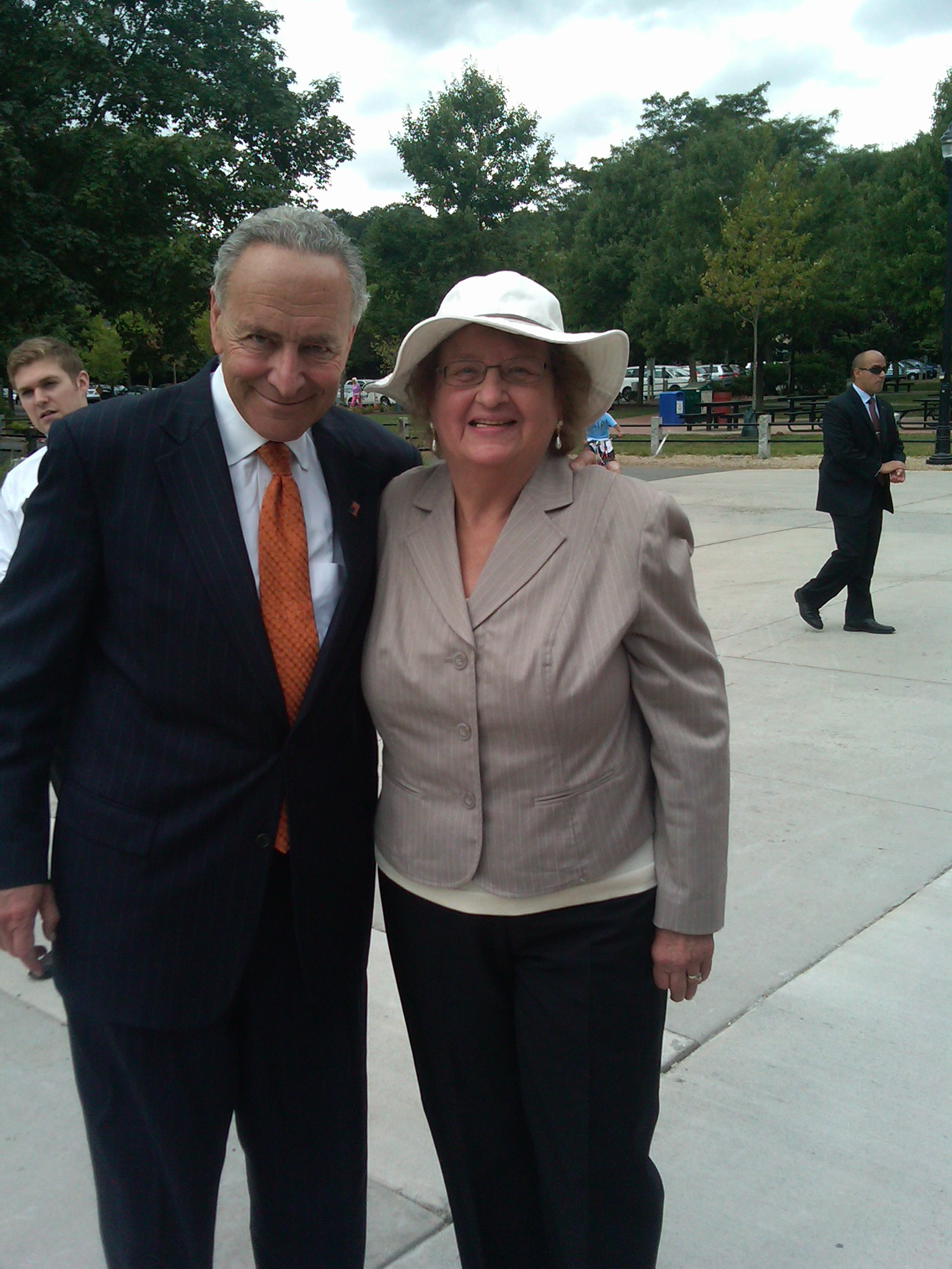 2014 Schumer PressConference Pat