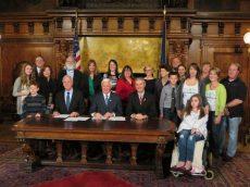 2014 PA GovCorbett BillSigning