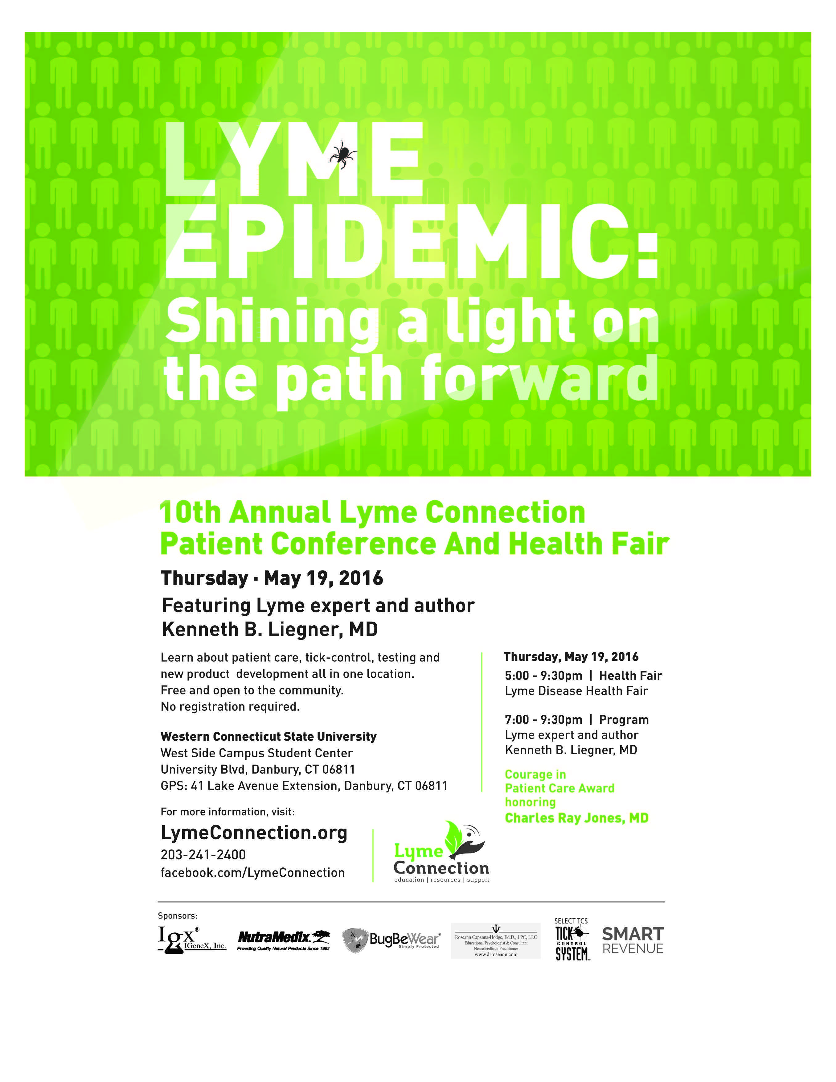 2016 LymeConnection 10thAnnual Poster