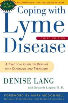 Coping with Lyme Denise Lang Kenneth Liegner, MD Lyme disease book