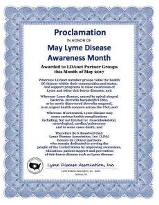LDA Proclamation