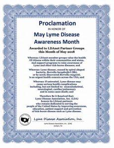 LDA Proclamation 2018