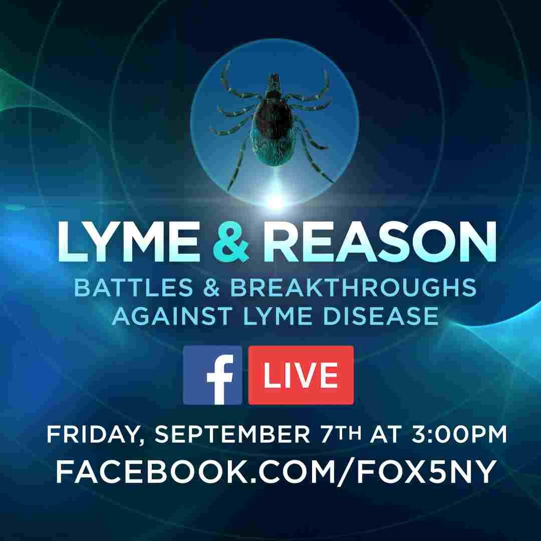 facebook live lyme disease lo