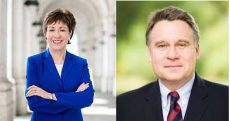 Senator Susan Collins & Rep. Chris Smith