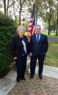 Rep. Chris Smith Press Conference on NIH/Tick Act, Wall, NJ