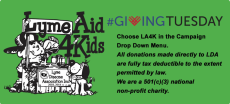 Giving Tuesday LA4K Fund