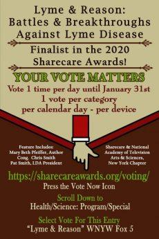 Vote LDA 2020
