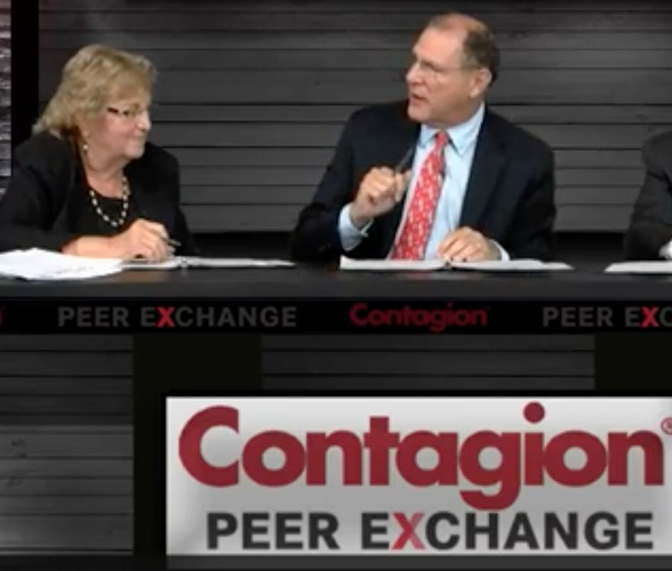 Contagion Peer Exchange Lyme Disease Panel