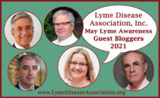 Look For: May Guest Blogs for May Lyme Awareness